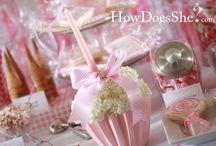Cupcake Event Theme