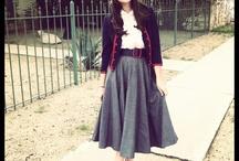 vintage style fashion