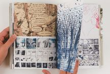 ARTY visual journals for KIDS
