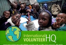 Volunteering abroad / Volunteering opportunities worldwide.