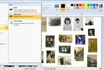 Miniatures - artwork manipulation / How to manipulate images with softwares
