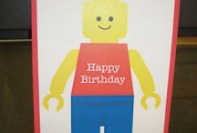 Lego Birthday Party / by Allison Waters
