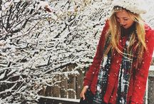 WINTER fashion / inspiration for winter.. starting december:)