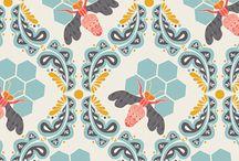 Fabric, Paint & Wallpaper (inspo...) / by Dezerae Sabourin
