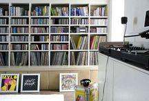 Record Storage / by Erika Swanson