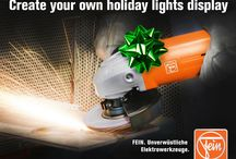 Some FEIN Promos. / Product promos for FEIN tools.
