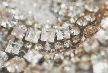 beauty...bling & sparkly things... / jewels, sparkle and glitter / by Debbie Young