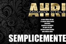 SEMPLICEMENTE AHRI / Il primo album inedito disponibile su I-tunes e su tutti i digital store