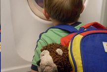 Flying with toddler / by Amy Scheller