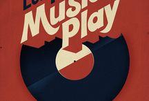 Vinyl Posters / Flyers