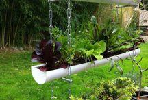 Zahradní dekorace a nápady
