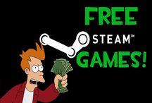 Steam & PC Games