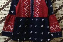 Batik,Jumputan,Ikat Tenun,Sasirangan & other Traditional Fabrics