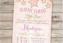 Yana's Twinkle Twinkle Little Star Party