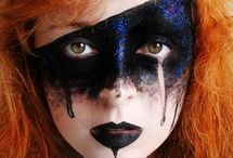 Creative Makeup / fashion/photography makeup that is out of the norm, impressive and creative.
