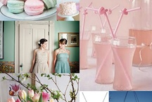 pink&blue wedding ideas