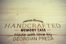 Memory Case® by Georgian Preda photohrapher / This is a handcrafted case made specially for my clients.