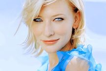 CATE BLANCHETT / by Anne-Maree Gale