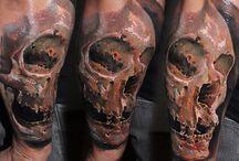 Skull Tattoos / Everything Skull related!