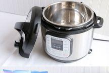 Instant Pot Recipes & Tips