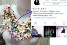 Got Likes from... / Dapat like dari CEO, fashion blogger, foto model, seleb, dan public figure