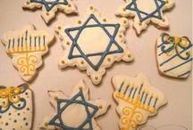 *Hanukkah Cookie Ideas