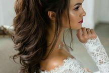 Χτενίσματα για γάμους