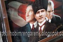 3 Boyutlu Atatürk - 3 Dimensional Atatürk