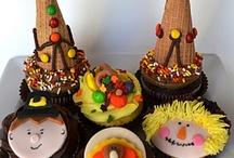 Thanksgiving Cakes & Cupcakes