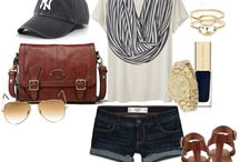 Summer fashion / by Bailee Clift