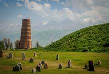 Karahanlı Minareleri