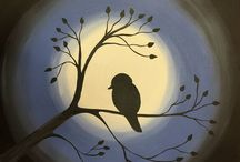 WINTER silhouet