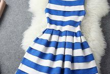 *Dresses: Blue* / by Aubrey Martin