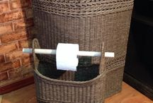 Pletení z papíru - pro domácnost