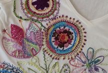 Embrodiary for clothes