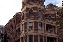 Trades Hall / The centre of trade unionism in New South Wales since 1888.