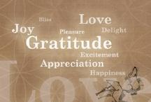 gratitude / by Tyra Babington