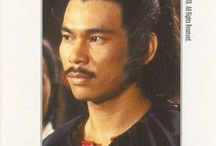 Shaw Brothers Cards