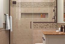 Bathing bathrooms