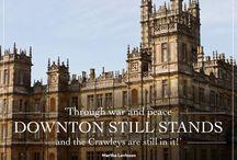 Downton  Abbey / Keeping a by-gone era alive!