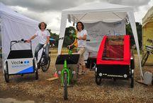 Paris Cargo Bikes meeting 2014