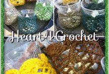 Heart4Crochet / Crocheted by Miranda