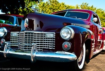 Classic Autos and Stuff / by Curtis Wilburn