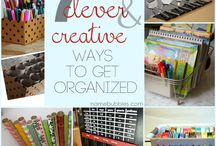 WP Get Organized! / Here we link all things to help you and your family get and stay organized!