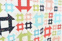 Fat Quarter Quilts / Quilts to make from fat quarters!