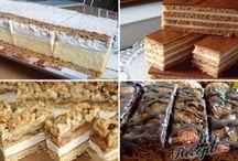 Medovníky a medové zákusky a koláče