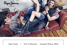 Pepe Jeans Autumn/Winter 2014