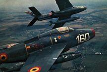 F-84 Thunderstreak/Thunderflash