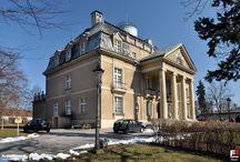 Łubie - Pałac / Pałac w Łubiu zbudowany w 1869 roku dla Baildonów, przebudowany w latach 1910-1919. - Obecnie Dom Opieki Społecznej.