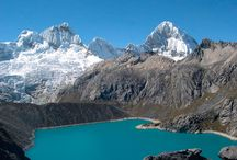Alpamayo Trek / One of the most spectacular walking routes in the Peruvian Andes, crossing high passes for unsurpassed views of beautiful Alpamayo peak, the most beautiful mountain in the world.